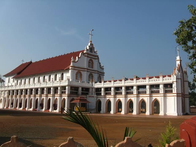 Edathuva church